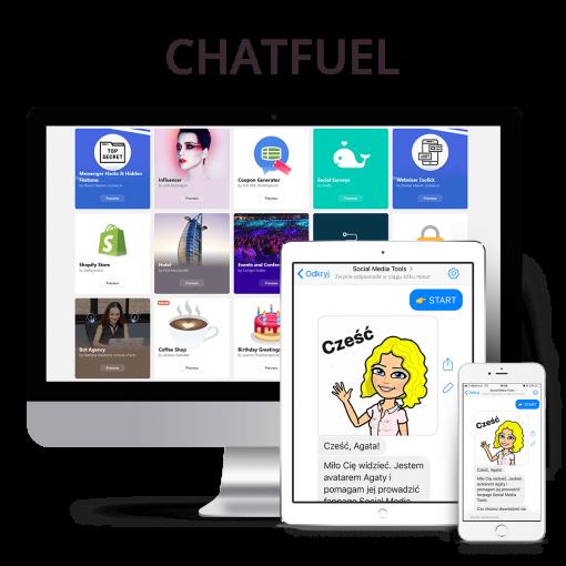 Chatfuel kurs online