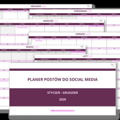 Planer Postów do social media