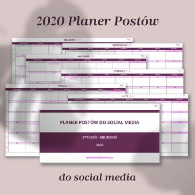 planer postow 2020