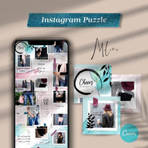 instagram puzzle milano